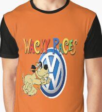 VW Wacky Races Muttley Graphic T-Shirt