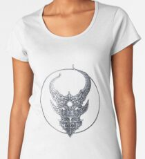 Demon Hunter Outlive Women's Premium T-Shirt