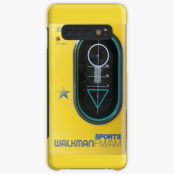 Sony Sports Walkman Samsung Galaxy Snap Case
