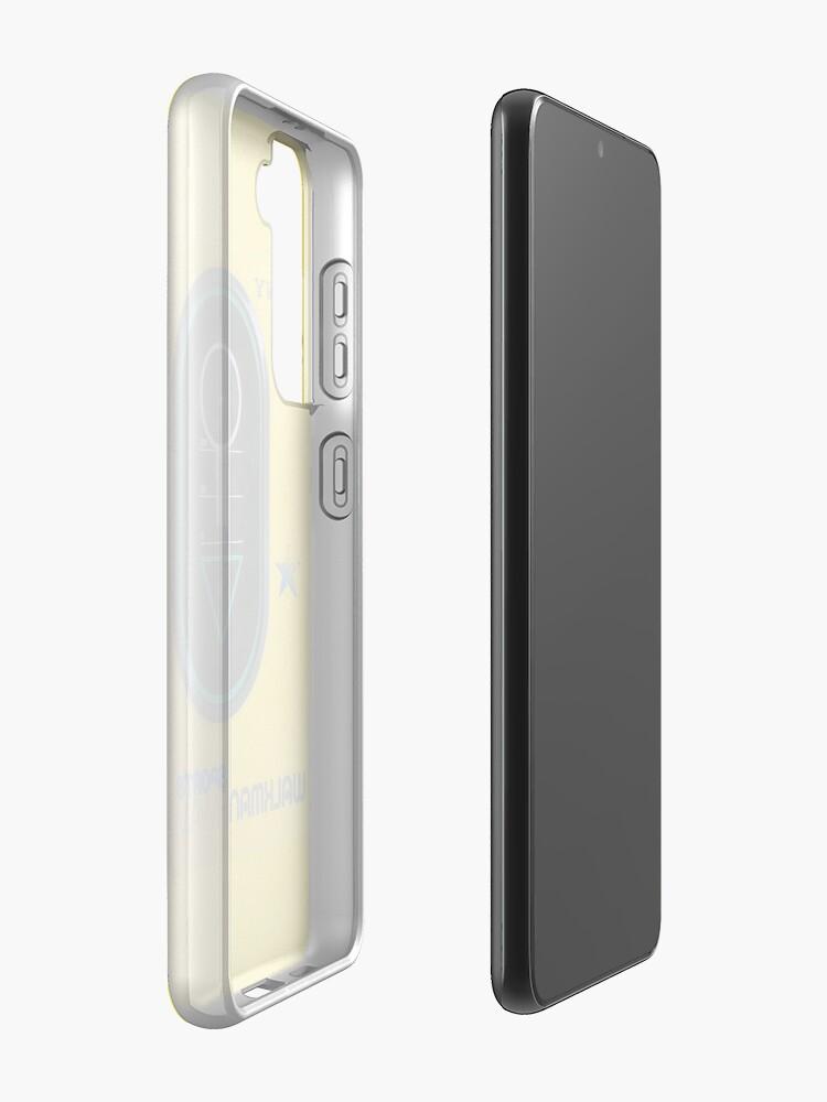 Alternate view of Sony Sports Walkman Case & Skin for Samsung Galaxy