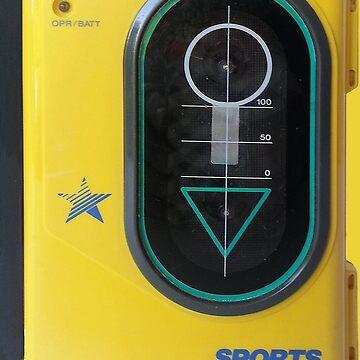 Sony Sports Walkman by Jarivip