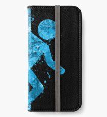 Portal Splatter iPhone Wallet/Case/Skin