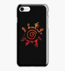 Naruto Seal iPhone Case/Skin