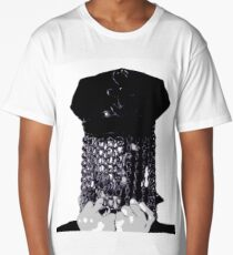 Chain Hat Long T-Shirt