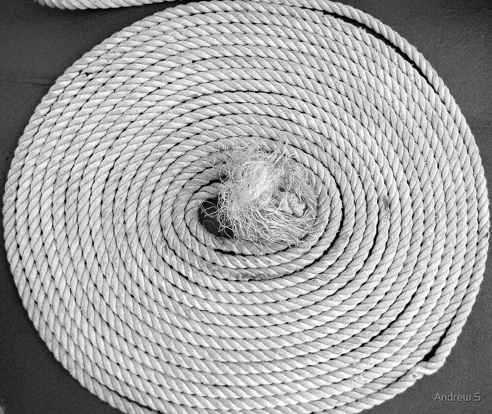 The Coiled Rope by Andrew S