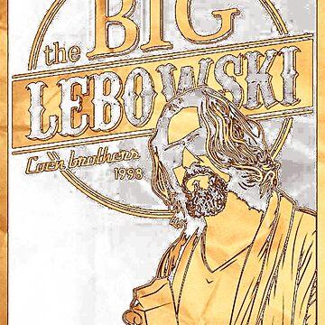 the big lebowski by arwingate