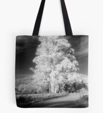 big tree little sky.......daniland Tote Bag
