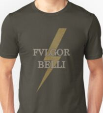 Fulgor belli Unisex T-Shirt