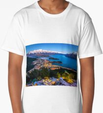 Queenstown Glow Long T-Shirt