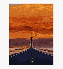 California - Death Valley  Photographic Print