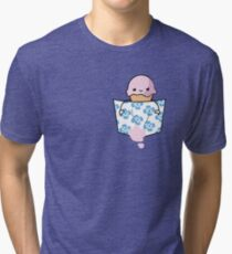 Pocket full of ice cream Tri-blend T-Shirt