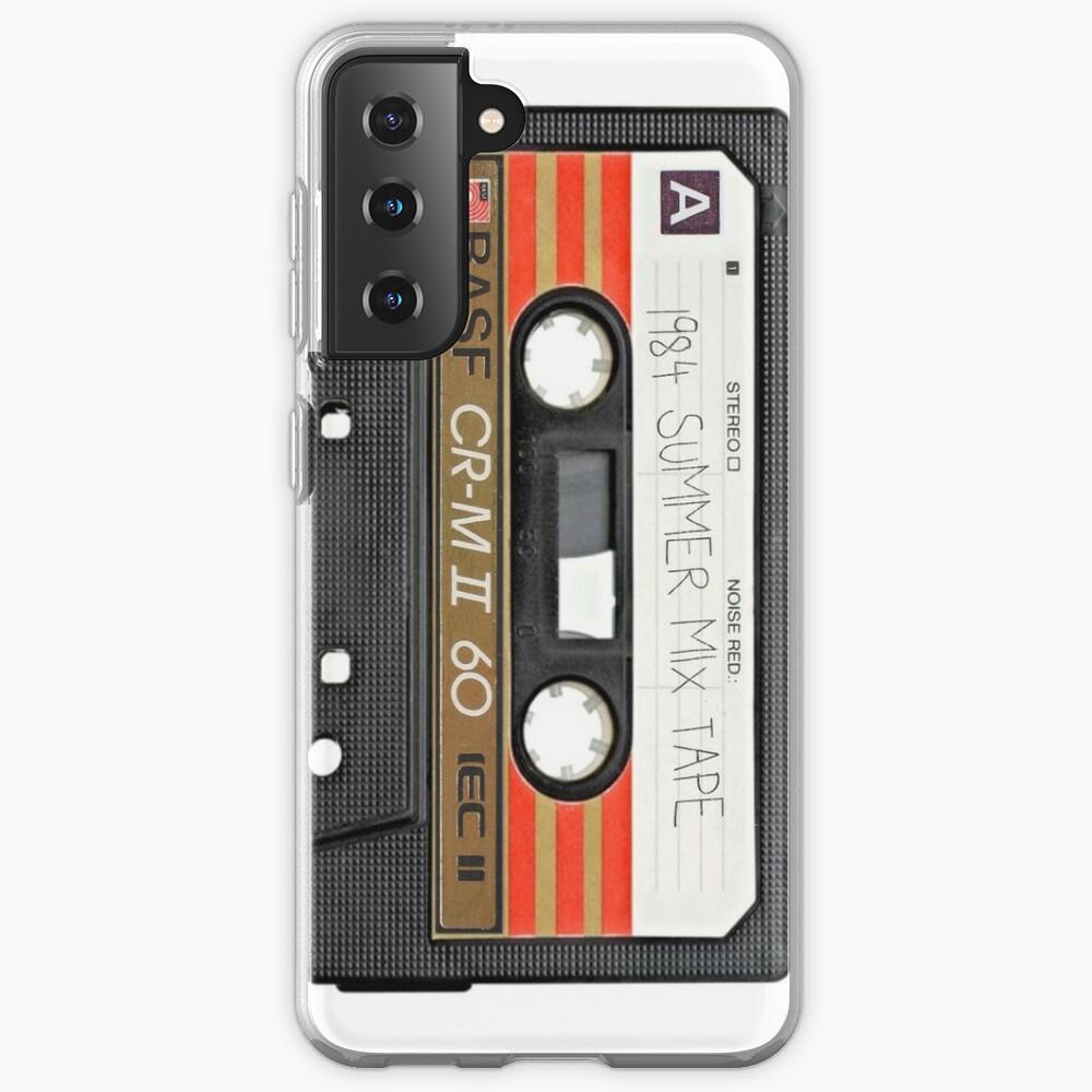 1984 Summer Mix Tape Case & Skin for Samsung Galaxy