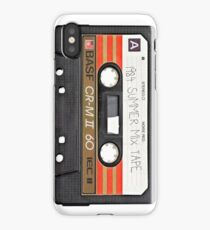 1984 Summer Mix Tape iPhone Case/Skin