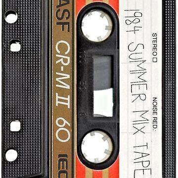 1984 Summer Mix Tape by Jarivip