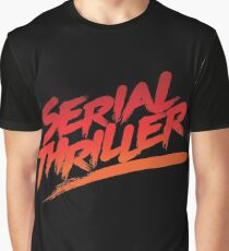 Serial Thriller Graphic T-Shirt