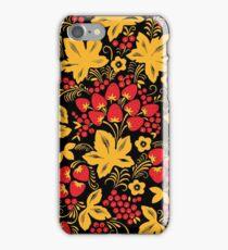 Strawberry Maple iPhone Case/Skin