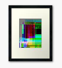 glabstract Framed Print