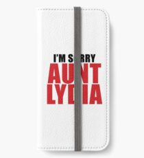 Aunt Lydia iPhone Wallet/Case/Skin