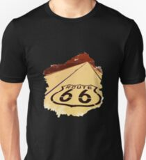 Route 66 - Will Rogers Highway Unisex T-Shirt
