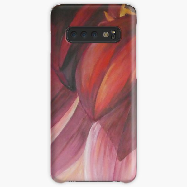 Fiery Dahlia Samsung Galaxy Snap Case