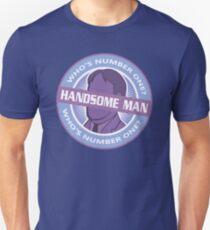 Number One Handsome Man Unisex T-Shirt