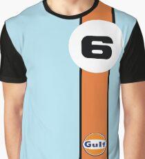 Gulf Racing  Graphic T-Shirt