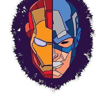 Comic War by sherman101