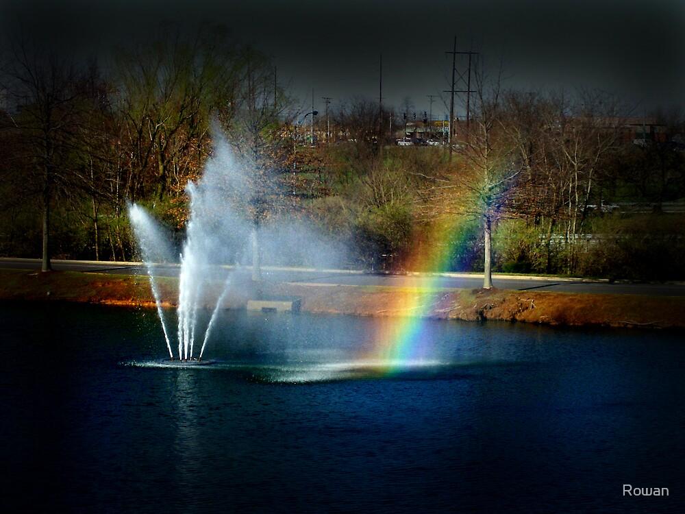 Lexington Green Lake by Rowan