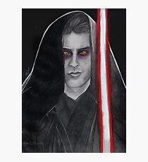 Cody Christian as Anakin Skywalker Photographic Print