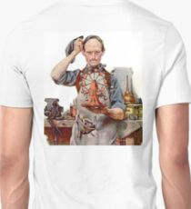 Norman Rockwell, Perpetual Motion 1920 Unisex T-Shirt