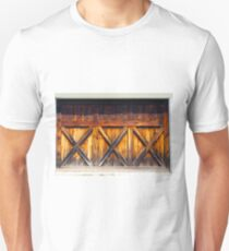 Barn Door Unisex T-Shirt