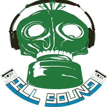 ILL Sound by illpilldesign