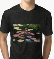 Watercolor Reality Tri-blend T-Shirt