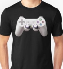 Video Game Inspired Console Gamepad T-Shirt