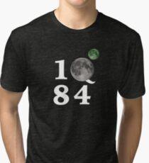 1Q84 Tri-blend T-Shirt