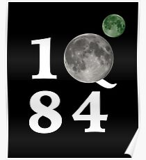 1Q84 Poster