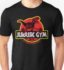 Jurassic Gym Unisex T-Shirt
