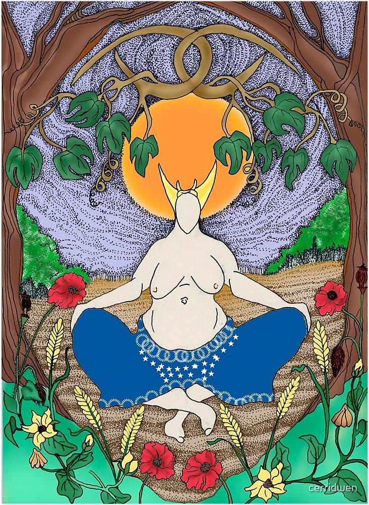 Earth Mother by cerridwen