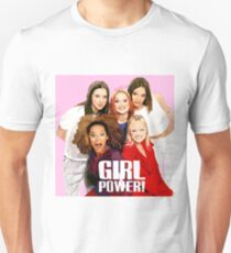 Spice Girls 'GIRL POWER!' Unisex T-Shirt