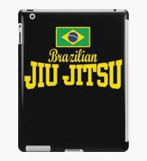 Flag Text BJJ - MMA BJJ Apparel iPad Case/Skin