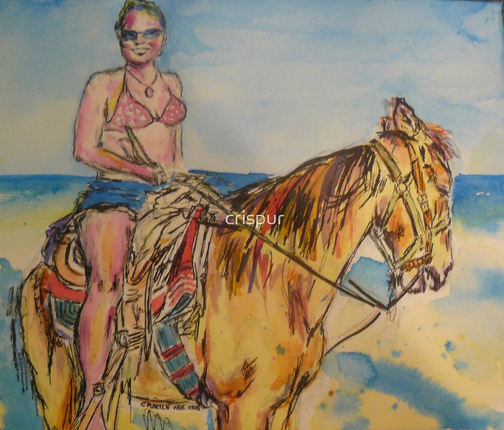 beach buddies by christine purtle
