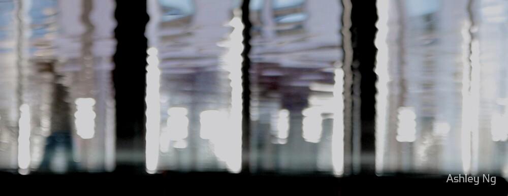 Walking on Water by Ashley Ng