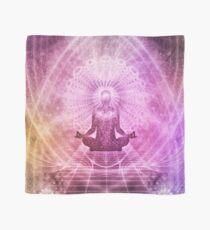 Spiritual Yoga Meditation Zen Colorful Scarf