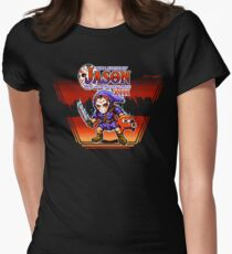 The Legend of Jason XIII Womens Fitted T-Shirt