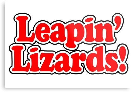 Annie leapin lizards by dcdesign