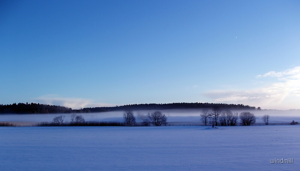 Sweden by windmill