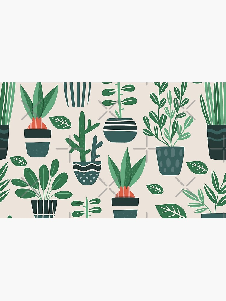 Potted Plants by loveperiwinkle