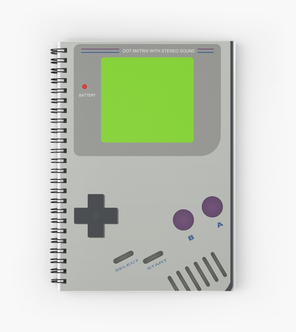 Video Game Inspired Console GameBoy Color\