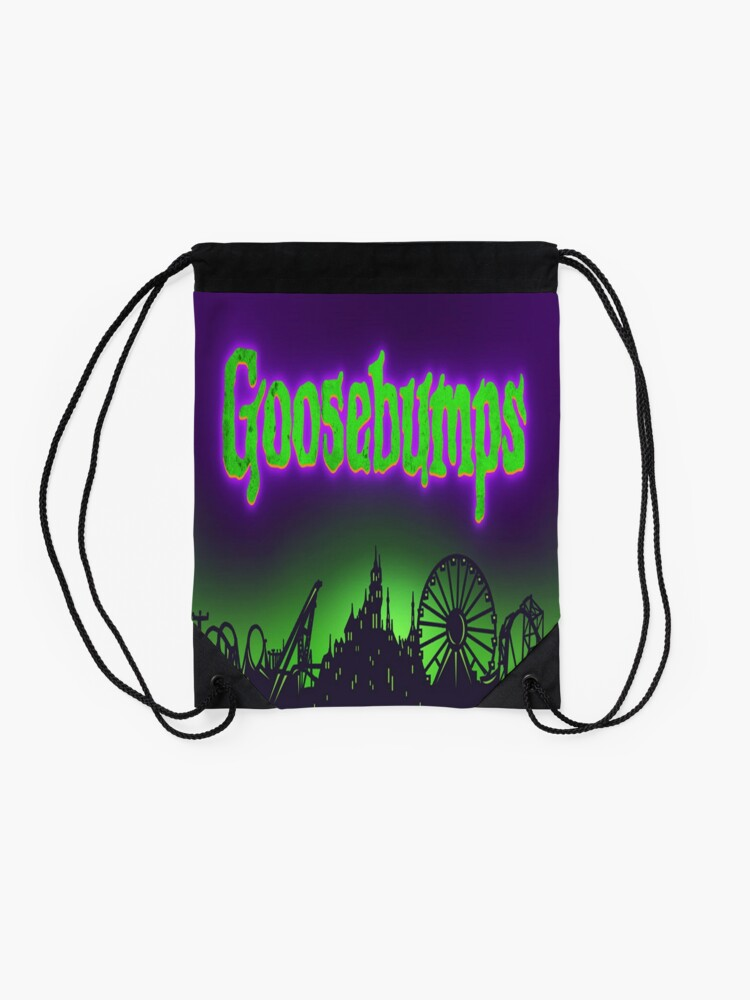 Alternate view of GOOSEBUMPS Drawstring Bag