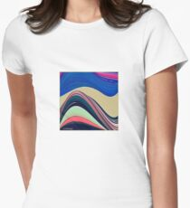 Swell Women's Fitted T-Shirt